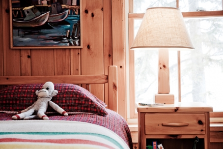 Original Spindle Bed